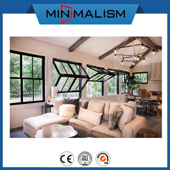 Residential Folding Window for Living Room/ Kitchen