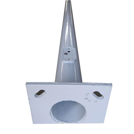Galvanized Street Light Pole Decorative Lamp Post Prices