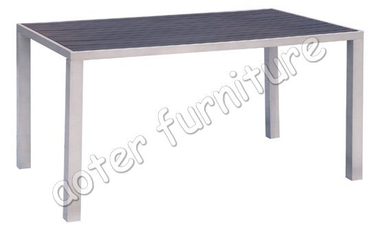 Plastic-Wooden Table (AT-7167 1532)