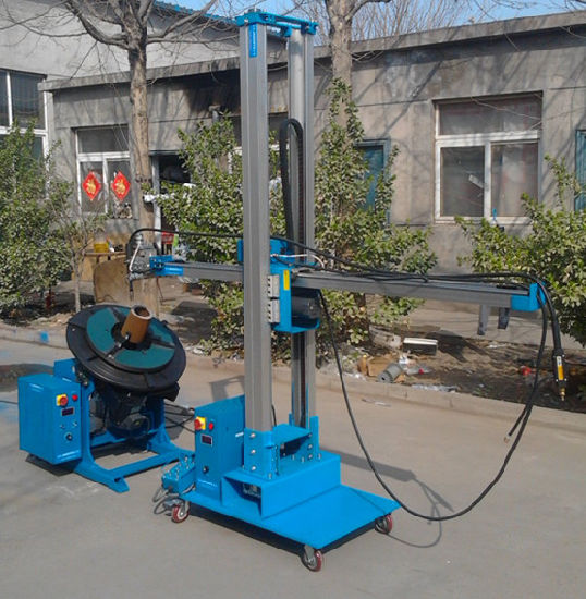 Precision Type Welding Manipulator Nhcz-1515 pictures & photos