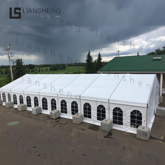 Warehouse Aluminum Frame Tents Industrial Tents