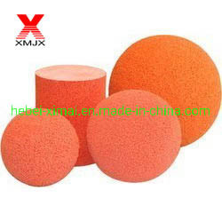 Concrete Pump Spare Parts Cleaning Ball