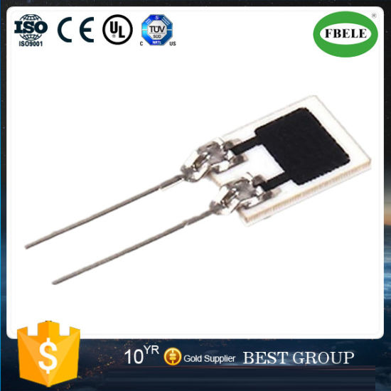 The Supply Resistive Type Humidity Sensor and Humidity