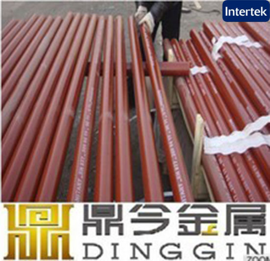 Water Drainage Epoxy Coated En877 Price Cast Iron Pipe pictures & photos