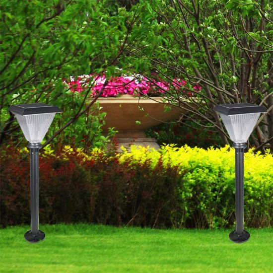 Waterproof IP65 Six Colors Aluminum Hot Sale Newest Cheap Best Connectable Solar Lawn Lighting
