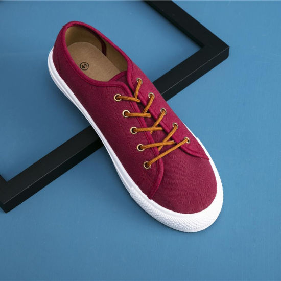 Wholesale Custom Mens Casual Shoes Canvas Shoes