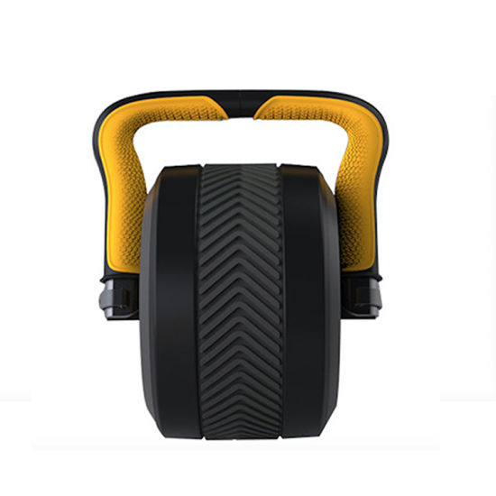 2 in 1 Multifunctional Adjustable Kettlebell Roller Wheel for Home Gym Travel