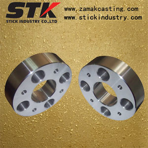 CNC Stainless Steel Machining Part (STK-0603) pictures & photos