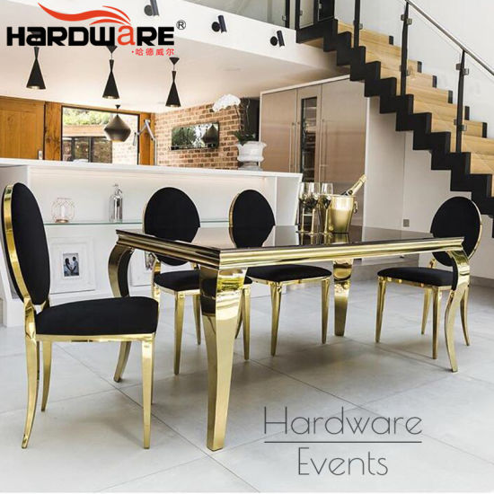 High Quality Luxury Modern Energy Led, 12 Seat Dining Room Table Sets