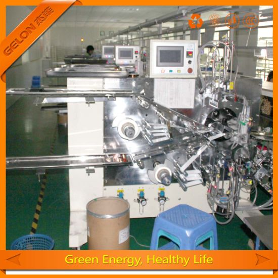Lithium Battery Mobile Battery Making Machine/Laptop Battery Making Machine (GELON)
