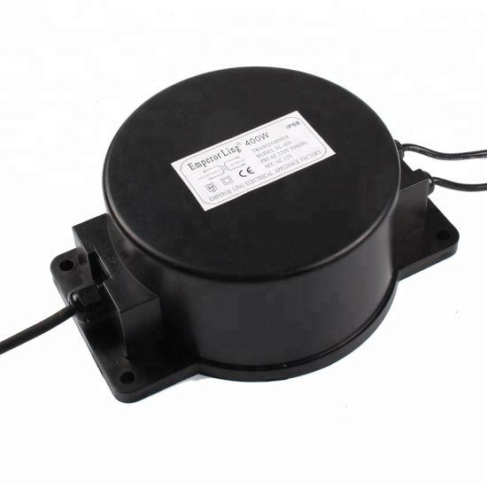 Waterproof High Voltage Low Current Toroidal Transformer
