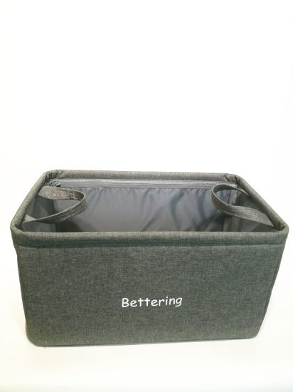 Square Pet House Dog Bed Pet Products Grey