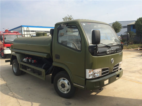 Clw Dongfeng 4000 Liters Potable Water Truck for Sale pictures & photos