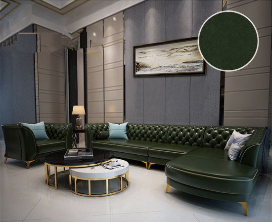 High End American Antique Furniture Set Living Room Sofa Couch