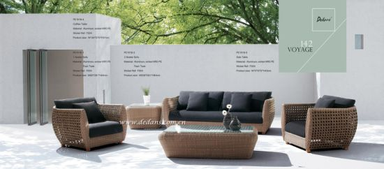 Voyage Outdoor Wicker Woven Sofa Collection