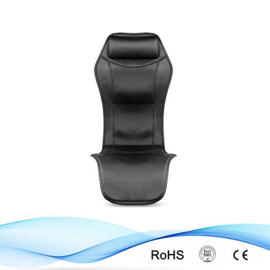 Full Back Massager Cushion Vibrating Heated Car Seat Shiatsu Massage