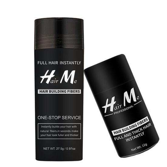 Private Label Hair Treatment Thickening Hair Powder Keratin Hair Building Fibers