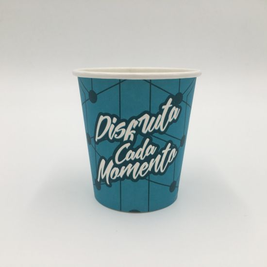 Disposable Single Wall Coffee and Tea 7oz Paper Cup