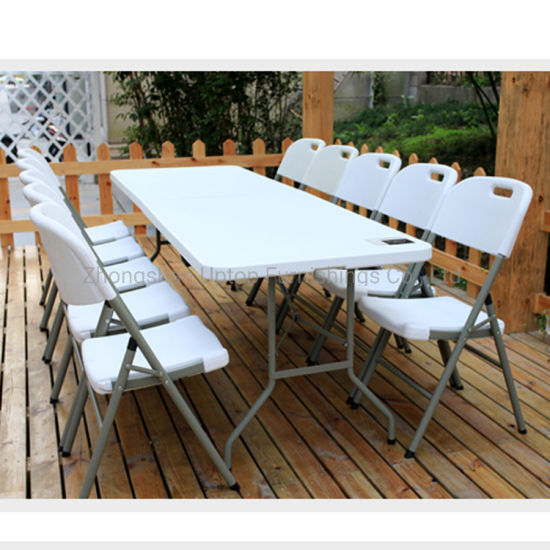 China Square Rectangle Folding Outdoor