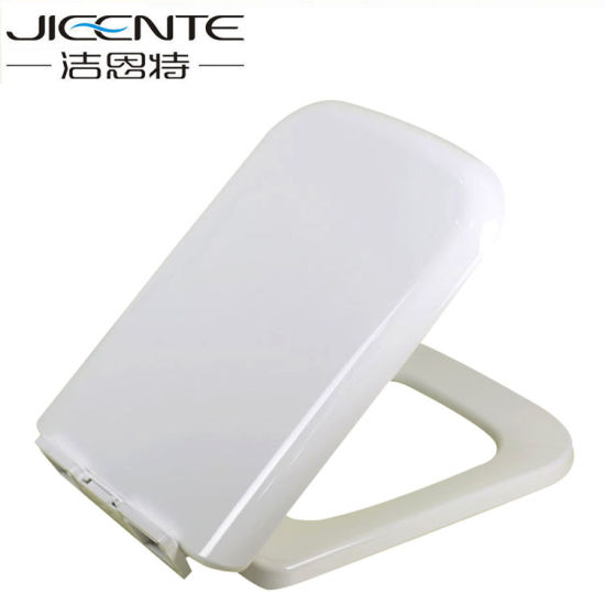 Automatic Toilet Seat with Soft Close