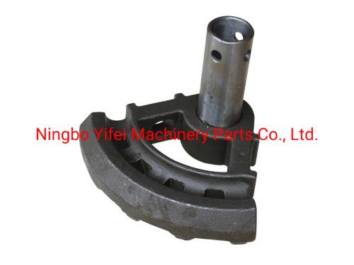 Polished Aluminium Sand Casting CNC Machining Spare Parts (GB, ASTM, AISI, JIS)