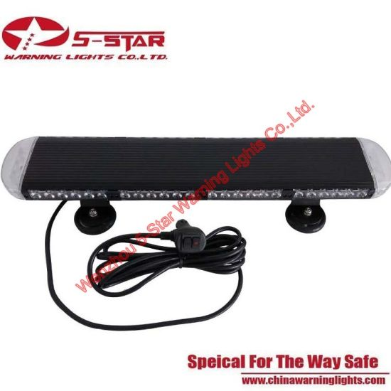 Super Slim 3W Gen 5th LED Police Mini Lightbar pictures & photos