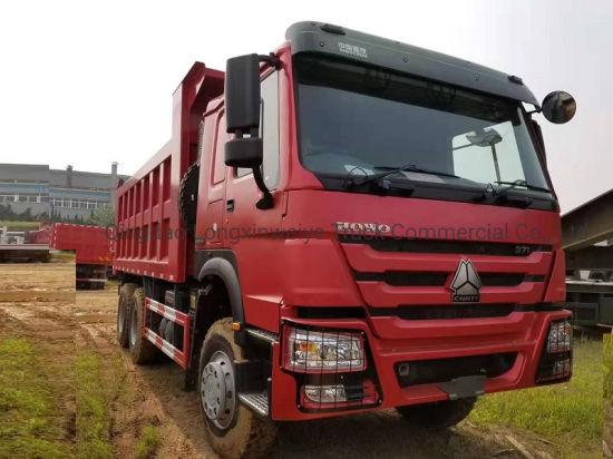 HOWO 6x4 Dump Truck (371HP/273KW/EURO2)