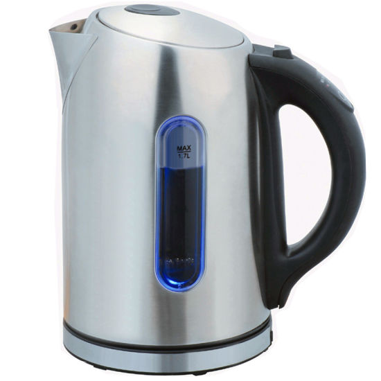 1.7 Liter 2200W Keep Warm Electric Kettle Stainless Steel