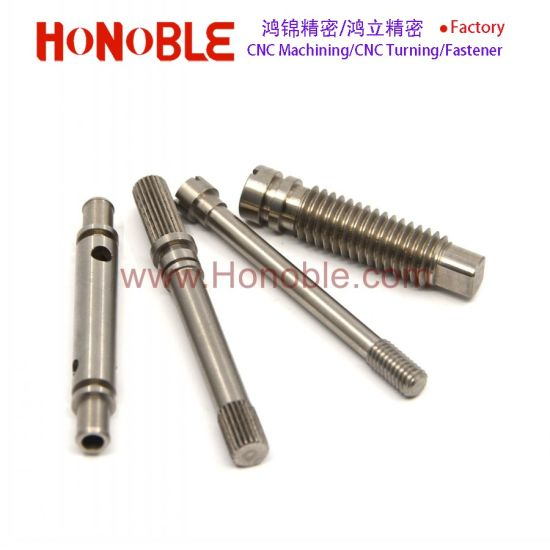 CNC Turning/Milling/Machining, Spare/Automobile Part by Stainless Steel pictures & photos