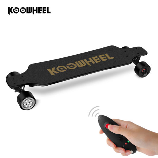 Germany And Usa Stock 4 Wheels Remote Control Electric Skateboard Pictures Photos