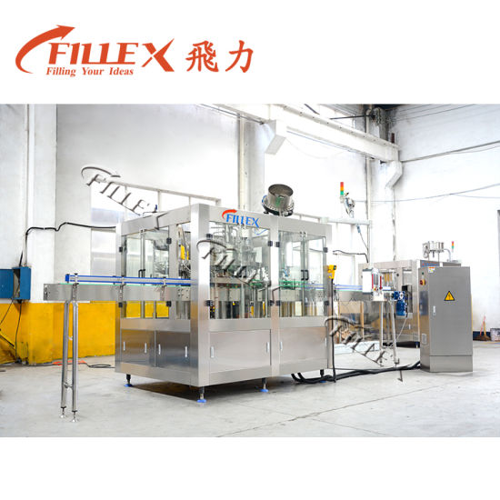 Complete Beer Filling Packing Line pictures & photos