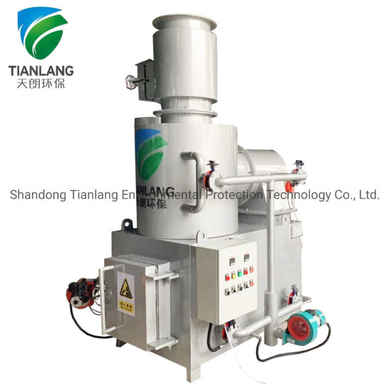 Harmless Small Solid Waste Incinerator for Medical/Hospital/Industrial/Pet Animal/Hotel Garbage Incineration Treatment