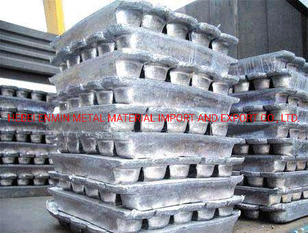 Pure Lead Ingot 99.99%, Lead and Metal Ingots, Remelted Lead Ingots Available