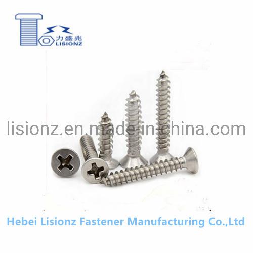 15mm-153mm Carbon/Stainless Steel Drywall Screws (Full Threaded)