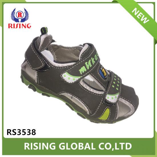 Boy Sports Sandals Closed Toe Children Athletic Beach Shoes