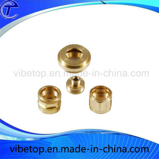 High Precision Rapid Prototyping CNC Machining Brass Copper Parts pictures & photos