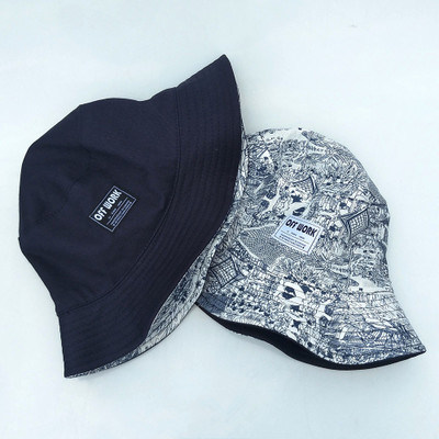 Leisure Fashion Polyester Bucket Hat with Customized Logo pictures & photos