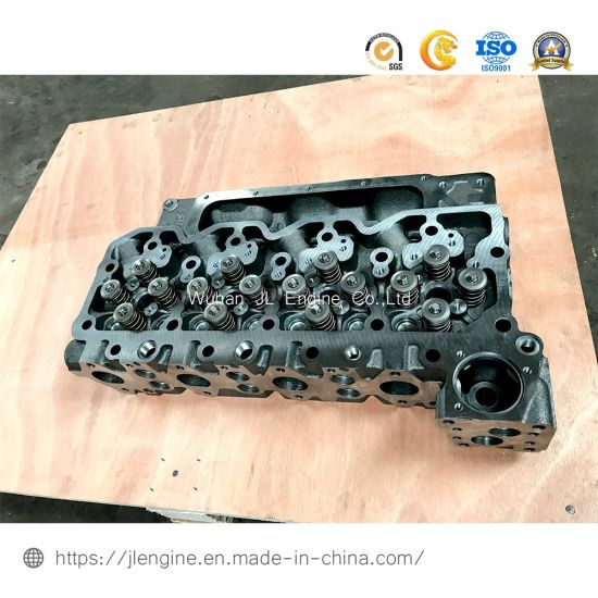 Qsb4.5 4.5L Complete Cylinder Head with Valve 3973655