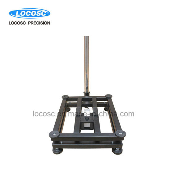 Stainless Steel Cover with Mild Steel Frame Bench Scale