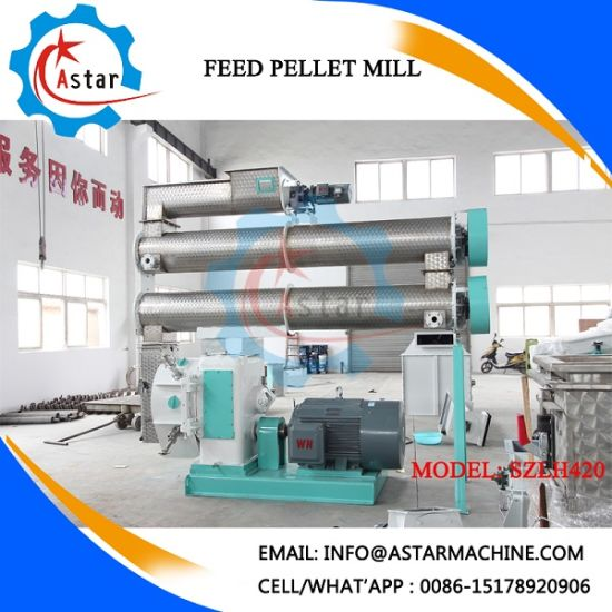 Chicken Poultry Animal Feed Mill Manufacturers pictures & photos