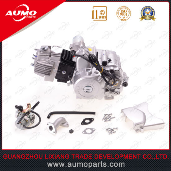 110cc engine assy with automatic gear for 152fmh atv motorcycle parts  pictures & photos