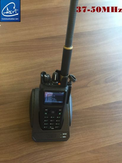 China Tactical Military Handheld Radio Transceiver in 37-50MHz for