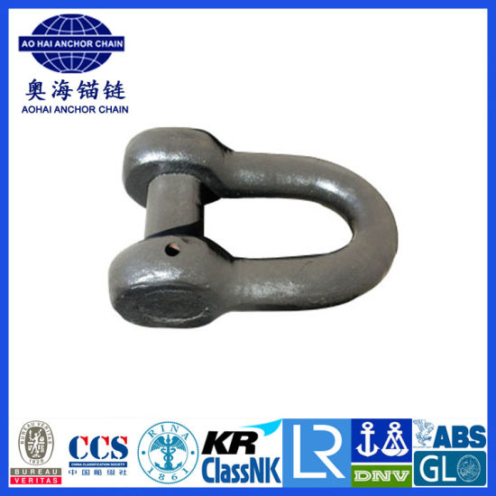 58mm D Shaped Shackle for Anchor Chain