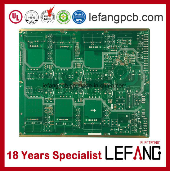 china heavy copper osp circuit board with iso14001 verificationheavy copper osp circuit board with iso14001 verification