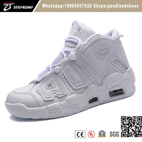 Mens Outdoor Sport Sneakers High Ankle Trainers Athletic Men Basketball Sport Shoes 6061
