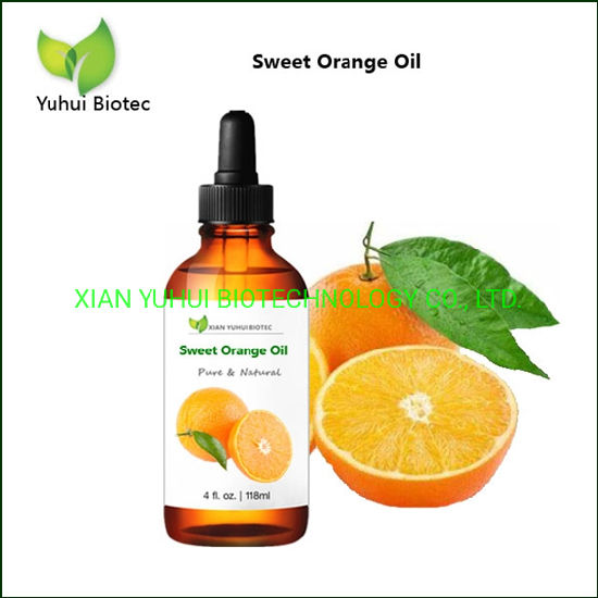 Private label Best Sweet Orange Oil for Hair