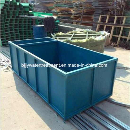China rectangular aquaculture frp fish tank from jjy for Aquaculture fish tanks
