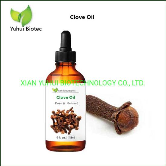 100% Pure & Natural Undiluted Clove Oil 99% Eugenol Bulk