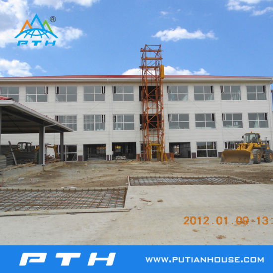 Steel Structure Building with Low Price pictures & photos