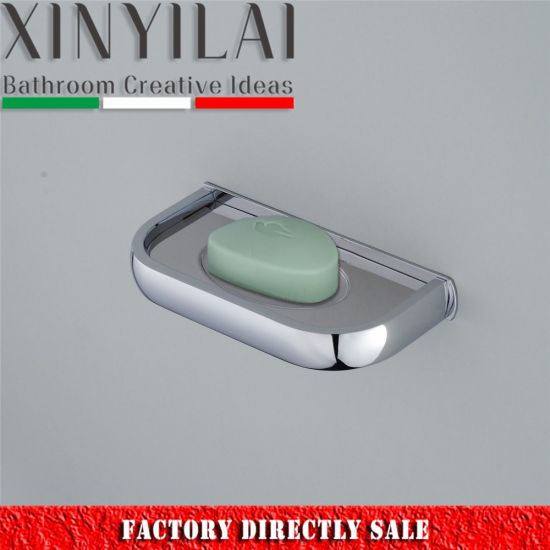 China Bathroom Accessories Chromed High Quality Soap Dish - China ...